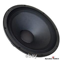 Beyma Sm-118/n 18 Pouces Pro Audio Subwoofer Bocina Haut-parleur Open Infinite Baffle