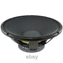 Blastking Blast18pro 18 Haut-parleur 1800 Watts High Performance Woofer Pro Audio