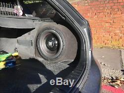Bmw 3 Series E91 Touring Furtif Sub Président Enclosure Sound Box Audio Bass