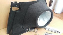 Bmw E46 Compact New Stealth Sub Speaker Enclosure Box Sound Bass Upgrade Car