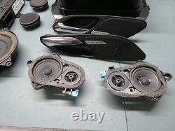Bmw E46 Convertible Harman Kardon Audio Sound System Subwoofer Speakers Amp