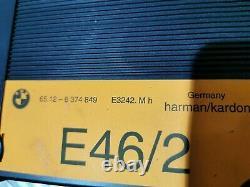Bmw E46 Coupe Harman Kardon Audio Sound System Speakers Subwoofer Amp Wiring Kit