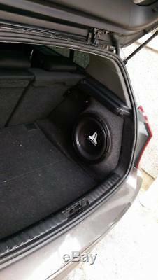 Bmw E87 E81 1 Hatch Furtif Sub Président Du Boîtier Sound Box Audio Bass Voiture 10 12