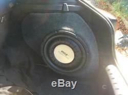 Bmw Série 1 F20 Hatch Furtif Sub Président Du Boîtier Sound Box Audio Bass 10 12