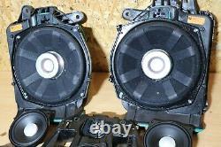 Bmw Série 5 G30 G31 F90 Harman Kardon Sound System Haut-parleurs Amplificateur Subwoofer