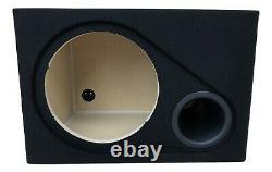 Boîtier Sous-boîte Ported (encastré) Pour 1 12 Jl Audio 12w6 12w6v3 W6 Subwoofer