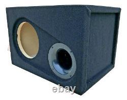 Boîtier Sous-boîte Portée Pour 1 8 Skar Audio Zvx-8 Subwoofer 36hz