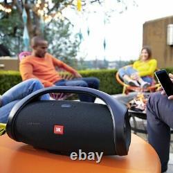 Boombox 2 Haut-parleur Audio Sans Fil Bluetooth Portable Musique Extérieure Subwoofer Ipx7