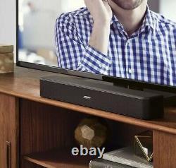 Bose Solo 5 Tv Soundbar Système Système Audio Haut-parleurs Tv Sans Fil Bluetooth