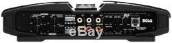 Boss Audio Pv3700 3700w 5 Canaux Amplificateur Voiture Haut-parleur Stéréo + Caisson De Graves Sous Amp