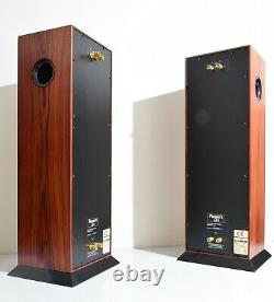 Boxed Rogers Ab1 Subwoofer Units For Ls3/5a Bbc Monitor Speakers. Son Superbe