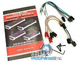 Cerwin Vega B55 Motorcycle 5 Ch Composant Max Haut-parleurs Caisson De Graves Amplificateur