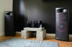 Cerwin Vega Home Audio Xls-12 12 Haut-parleur Tour De Plancher 3-way