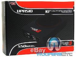 Cerwin Vega Vpas10 10 550w Low Profile Subwoofer & Bass Box & Amplificateur