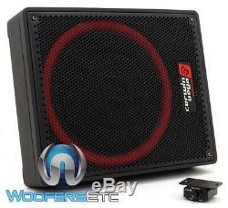 Cerwin Vega Vpas12 12 600w Low Profile Subwoofer & Bass Box & Amplificateur