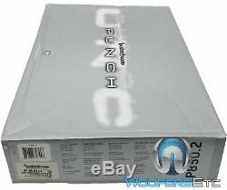 Composant De Rockford Fosgate P850.2 2 Canaux Haut-parleurs Amplificateur Subwoofers