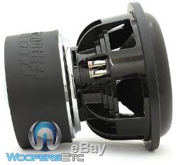 Coucher Audio Z-12 V. 5 D1 Sub 12 2000w Rms Dual 1 Ohm-parleur Basse Subwoofer