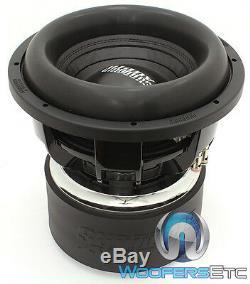 Coucher Audio Z-12 V. 5 D2 Sub 12 2000w Rms Dual 2 Ohms Subwoofer Haut-parleur Des Graves