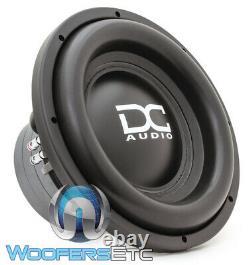 DC Audio Lv3 M3 12 D2 12 Sub 1800w Dual 2-ohm Subwoofer Bass Speaker Woofer Nouveau