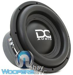 DC Audio Lv4 M3 12 D2 12 Sub 2800w Dual 2-ohm Subwoofer Basse Haut-parleur Woofer Nouveau
