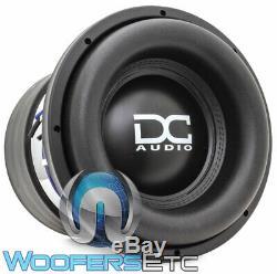 DC Audio Lv5 M5 Elite 12 D1 12 6000w Double 1 Ohms Caisson De Basses-parleurs Bass Woofer