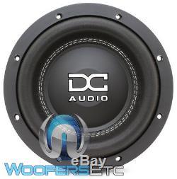 DC Audio M3-8 D2 Sub 8 1200w Dual 2 Ohms Caisson De Graves Graves Haut-parleurs Woofer Nouveau