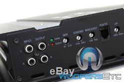 DC Audio Monobloc Amp Rms Subwoofers Orateurs Ampli Basse Nouveaux