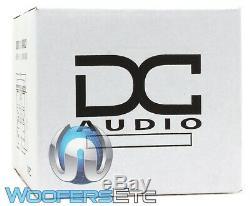 DC Audio XL M4 12 D1 12 Sous 4400w Double 1 Ohms Caisson De Basses-parleurs Bass Woofer Nouveau