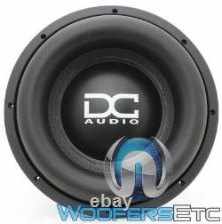 DC Audio XL M4 Elite 12 D1 12 Sub 4400w Dual 1-ohm Subwoofer Bass Speaker Nouveau
