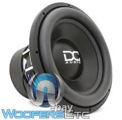 DC Audio XL M4 Elite 15 D1 15 4400w Dual 1-ohm Subwoofer Basse Haut-parleur Woofer