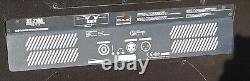 Das St-218 Portable Pro Sound Dual 18 Horn Loaded Subwoofer Speaker