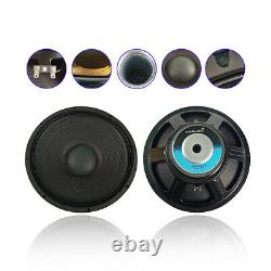 Dual 18 Replacement Subwoofers Home Audio Pa 3500w Speaker Woofers Bass Twelve