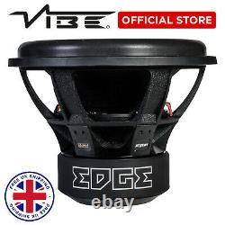 Edge Xtreme Series 18 Car Audio 3000w Rms Sous-haut-parleur Subwoofer