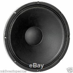 Eminence Deltalite II 2515 15 Néodyme Pro Audio Haut-parleur 8 Ohms Livraison Gratuite