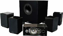 Energy Take Classic 5.1 Surround Son Haut-parleur Système Avec Sub Woofer Excellent