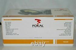 Focal 165kr 6.5 K2 Pouvoir 160wrms De Véhicules Composants Pouvoirs Nouveaux