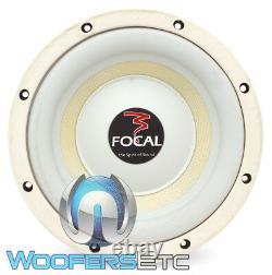 Focal 20a1-w 8 Accueil Ou Marine Sub 150w Rms Single 4-ohm Subwoofer Basse Nouveau