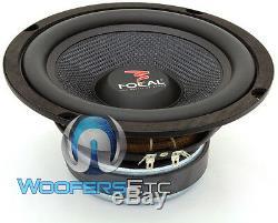 Focal 21a1 8 400w 4 Ohm Accès En Fibre De Carbone Voiture Ou Audio Haut-parleur Caisson De Basses