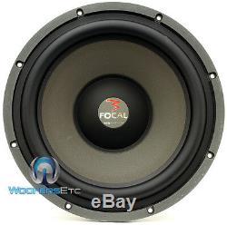 Focal 33v2 13 Sub Double 4 Ohms Polyglass Caisson De Graves Clean-parleurs Bass Nouveau
