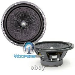Focal 6a1 6,5 120w Rms Volet Audio De Voiture Midwoofer Midrange Speakers Nouveau