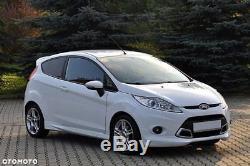Ford Fiesta Mk7 Furtif Sub Président Enclosure Sound Box Audio Basse 10 12 Mise À Niveau