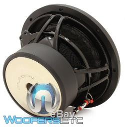 Gladen Sqx10 Sub 10 350w Rms 4 Ohms Caisson De Graves Qualité Sonore D'enceintes Bass Nouvelles