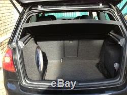 Golf Vw Mk 5 & 6 12 Furtif Sub Président Du Boîtier Box Audio Bass Upgrade Voiture