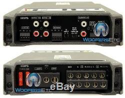 Hertz Hdp5 Voiture Audio 5 Canaux Max Composants De Haut-parleurs Amplificateur Subwoofer
