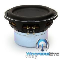 Hertz Ml2000.3 8 Sub 700w Rms Mille Legend Subwoofer Clean Bass Car Speaker Nouveau