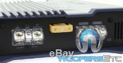 Hifonics Bxx1200.1d Brutus 1200w 1 Ch 2400w Max Subwoofers Haut-parleurs Amplificateur