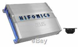 Hifonics Zg-1800.1d Zeus 1800w 1 Ch 3600w Max Subwoofers Haut-parleurs D'ampli Basse