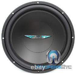 Image Dynamics Id15d2 V. 3 Car Audio 15 Dual 2 Ohm Subwoofer Bass Speaker Nouveau