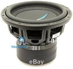 Image Dynamics Idmax10 V. 4 D4 Pro 10 Dual 4 Ohms 1800w Max Subwoofer Nouveau
