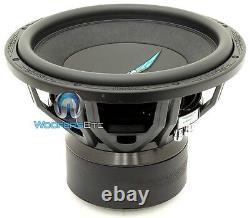 Image Dynamics Idmax12 V. 4 D2 Pro 12 Dual 2-ohm 1800w Max Subwoofer Speaker Nouveau